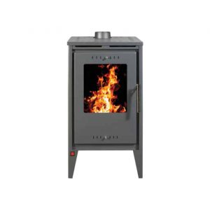 Woodburning stoves with fan